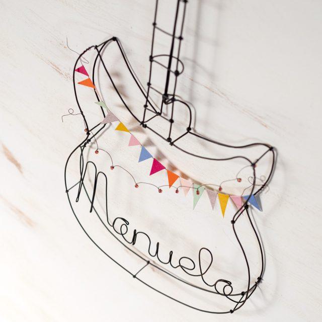 Detalle guitarra 3D