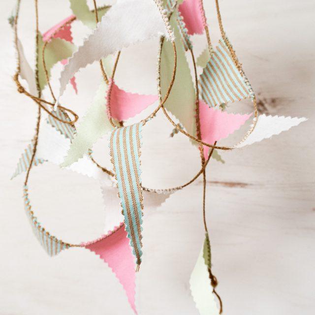 guirnaldas lago rosa
